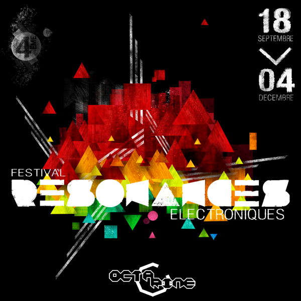 flyer live Resonance